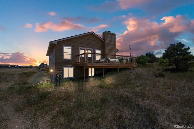 44492 Lariat Trail, Elizabeth, CO 80107 (#5871691) :: The Gilbert Group