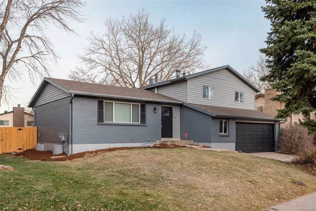 8693 W Fair Drive, Littleton, CO 80123 (#5872096) :: The DeGrood Team
