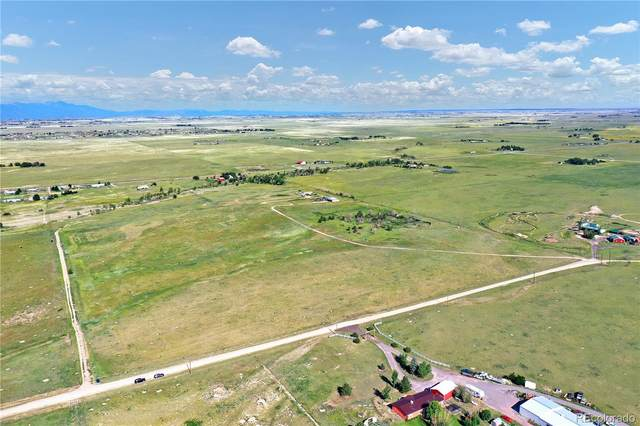 0 Highway 94, Calhan, CO 80808 (#5872212) :: The DeGrood Team