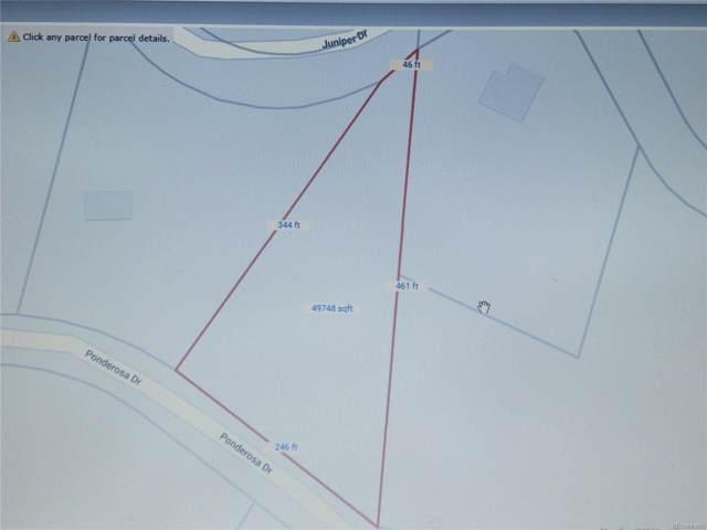Ponderosa Drive, Conifer, CO 80433 (MLS #5872246) :: 8z Real Estate