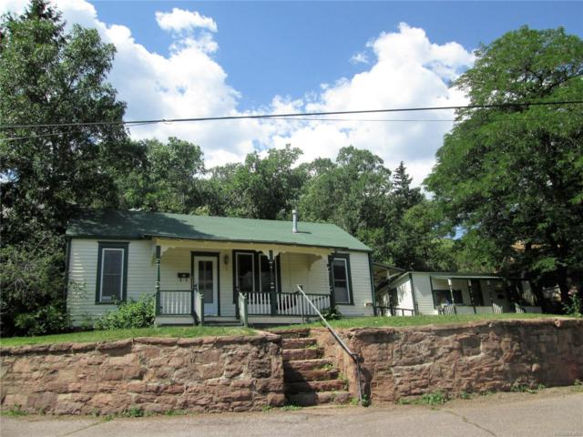 901 Prospect Place, Manitou Springs, CO 80829 (MLS #5872328) :: 8z Real Estate