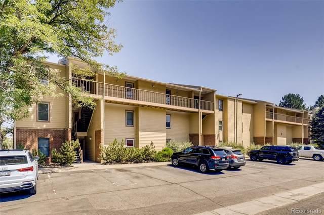 7395 E Eastman Avenue M102, Denver, CO 80231 (MLS #5872334) :: Clare Day with Keller Williams Advantage Realty LLC