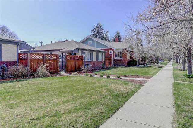 1240 Garfield Street, Denver, CO 80206 (#5872528) :: The DeGrood Team