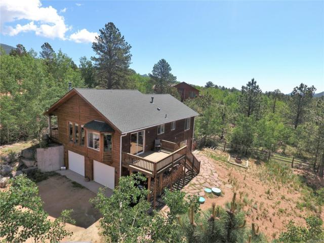 108 Sunset Drive, Bailey, CO 80421 (#5872684) :: HomePopper