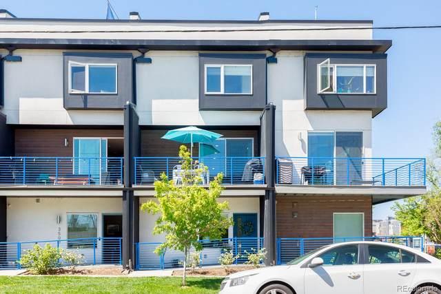 3507 W Conejos Place, Denver, CO 80204 (#5872876) :: Portenga Properties