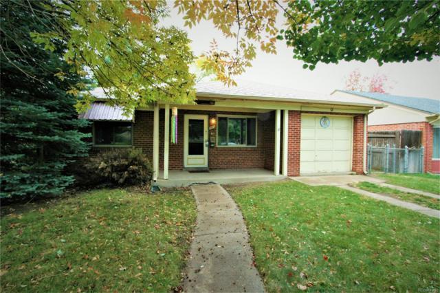 1175 S Harrison Street, Denver, CO 80210 (MLS #5872970) :: 8z Real Estate