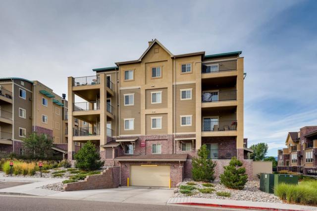 1062 Rockhurst Drive #307, Highlands Ranch, CO 80129 (#5873021) :: Colorado Home Finder Realty