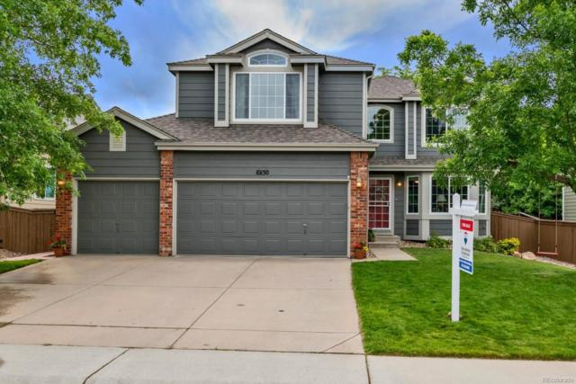 10150 Silver Maple Circle, Highlands Ranch, CO 80129 (#5873477) :: The Dixon Group