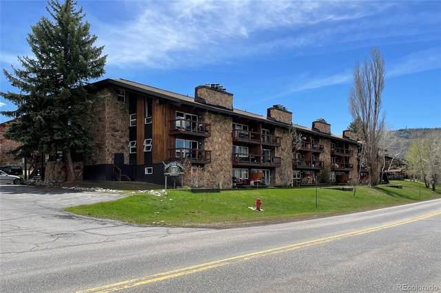 465 Tamarack Drive B-218B, Steamboat Springs, CO 80487 (MLS #5873608) :: Bliss Realty Group