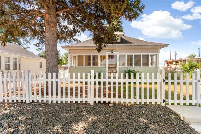 224 4th Avenue, Severance, CO 80550 (#5874070) :: Compass Colorado Realty