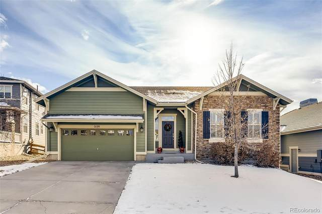 5120 Gould Circle, Castle Rock, CO 80109 (MLS #5874154) :: Bliss Realty Group