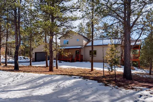 410 Fairfield Lane, Woodland Park, CO 80863 (MLS #5874722) :: 8z Real Estate