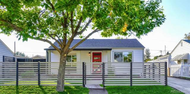 135 N Stuart Street, Denver, CO 80219 (#5874749) :: My Home Team