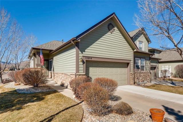 11604 W Stanford Drive, Morrison, CO 80465 (#5874818) :: James Crocker Team