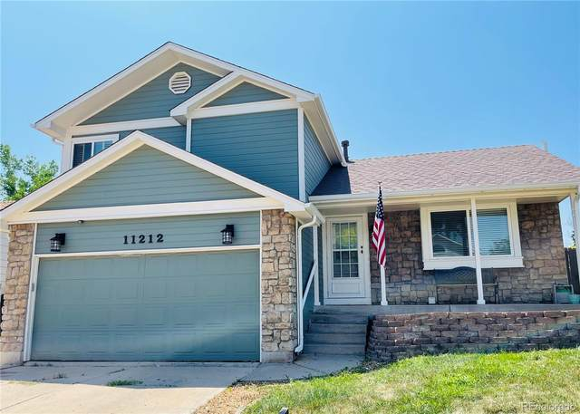 11212 W Brittany Drive, Littleton, CO 80127 (MLS #5874829) :: Bliss Realty Group
