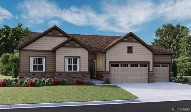 3215 Morningbird Lane, Castle Rock, CO 80109 (MLS #5874906) :: Keller Williams Realty