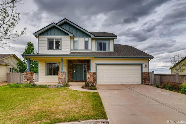 3394 Iron Horse Way, Wellington, CO 80549 (MLS #5874925) :: Kittle Real Estate