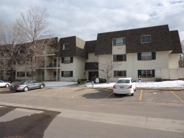 5770 E Warren Avenue #108, Denver, CO 80222 (#5875165) :: The Pete Cook Home Group