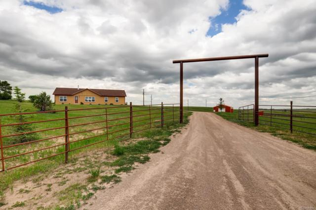 22780 County Road 5, Elbert, CO 80106 (MLS #5875398) :: 8z Real Estate