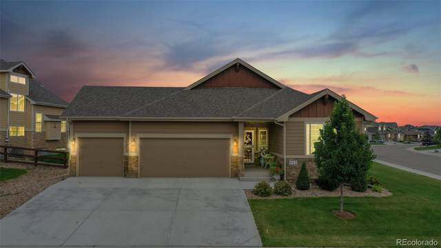812 Shade Tree Drive, Windsor, CO 80550 (MLS #5875455) :: Kittle Real Estate