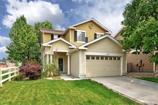 10598 Forester Place, Longmont, CO 80504 (MLS #5875477) :: The Sam Biller Home Team