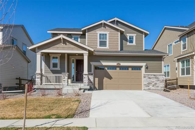 12897 Creekwood Street, Firestone, CO 80504 (MLS #5875542) :: The Sam Biller Home Team