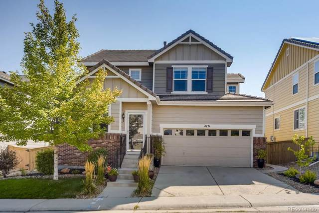 4171 Aspenmeadow Circle, Highlands Ranch, CO 80130 (#5875813) :: The Brokerage Group