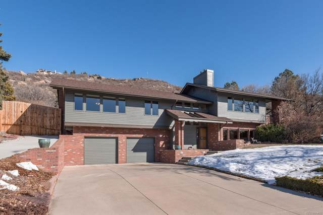 33 Oakridge Drive, Castle Rock, CO 80104 (MLS #5875908) :: Keller Williams Realty