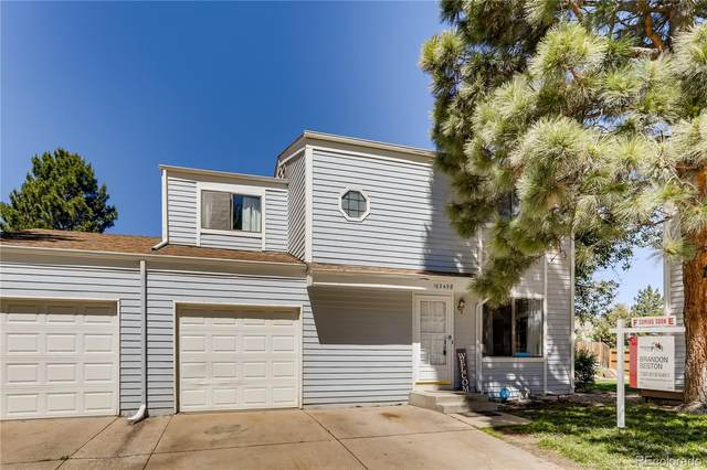16349 E Radcliff Place B, Aurora, CO 80015 (#5876370) :: Kimberly Austin Properties