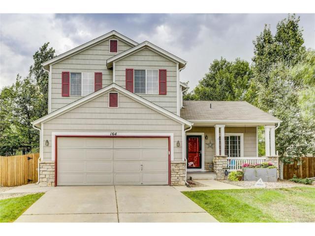 164 Kolar Court, Erie, CO 80516 (MLS #5876464) :: 8z Real Estate