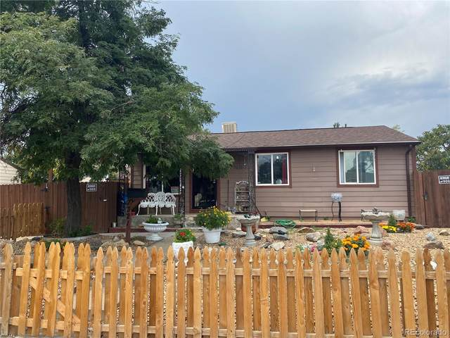 7321 Carnation Place, Commerce City, CO 80022 (MLS #5876939) :: 8z Real Estate