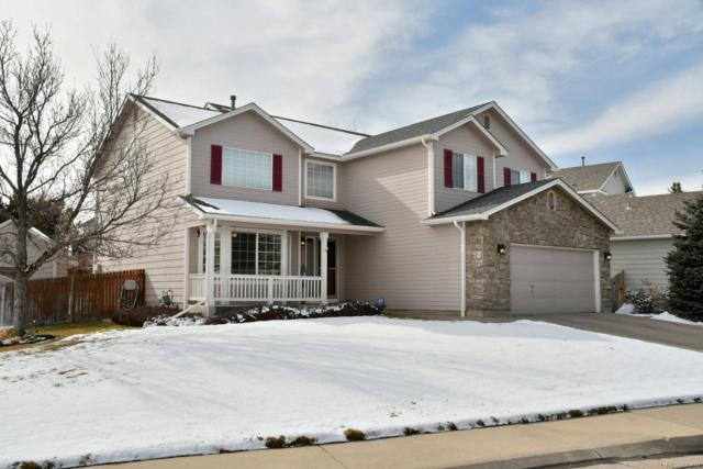 5357 S Oak Way, Littleton, CO 80127 (#5876987) :: The Pete Cook Home Group