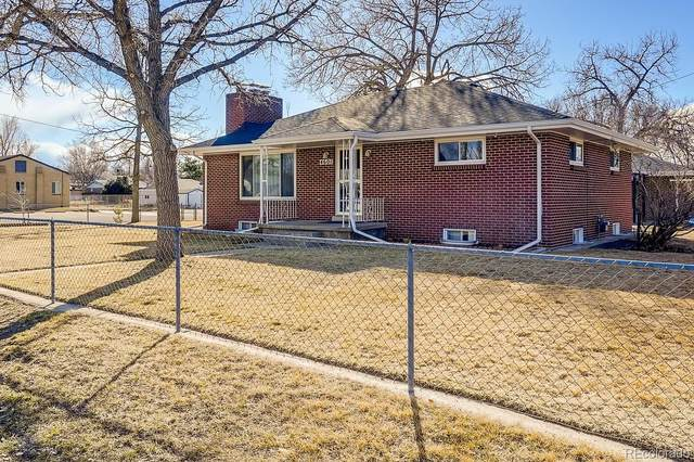 4601 Miller Street, Wheat Ridge, CO 80033 (#5877118) :: Finch & Gable Real Estate Co.