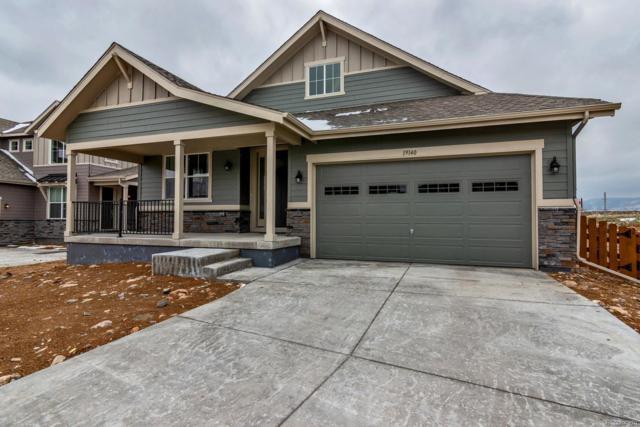 19140 W 92nd Drive, Arvada, CO 80007 (#5877291) :: The Peak Properties Group