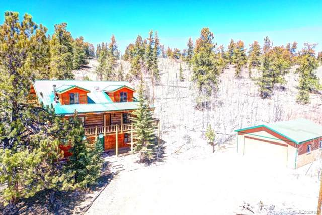 71 N Quarter Horse Road, Jefferson, CO 80456 (#5877612) :: The Peak Properties Group