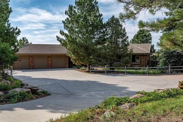 5050 N Mesa Drive, Castle Rock, CO 80108 (#5877723) :: The Griffith Home Team