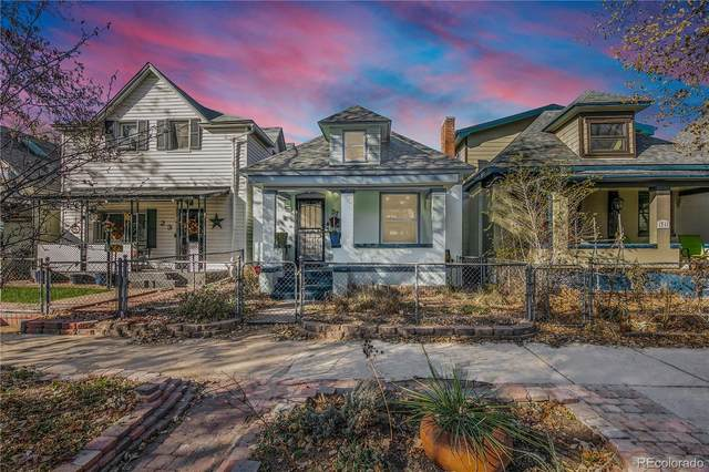 27 Fox Street, Denver, CO 80223 (#5877935) :: Briggs American Properties