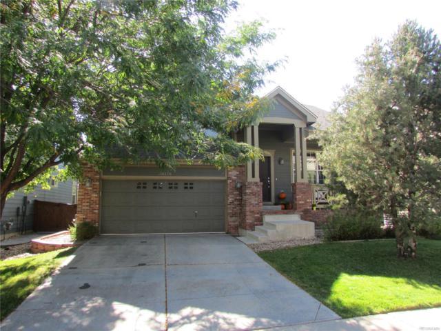 16536 Stonebriar Drive, Parker, CO 80134 (#5878626) :: The Peak Properties Group
