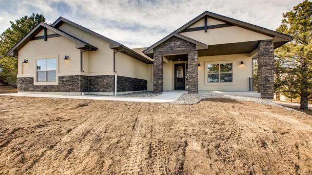 19720 Furrow Road, Monument, CO 80132 (#5880256) :: The HomeSmiths Team - Keller Williams