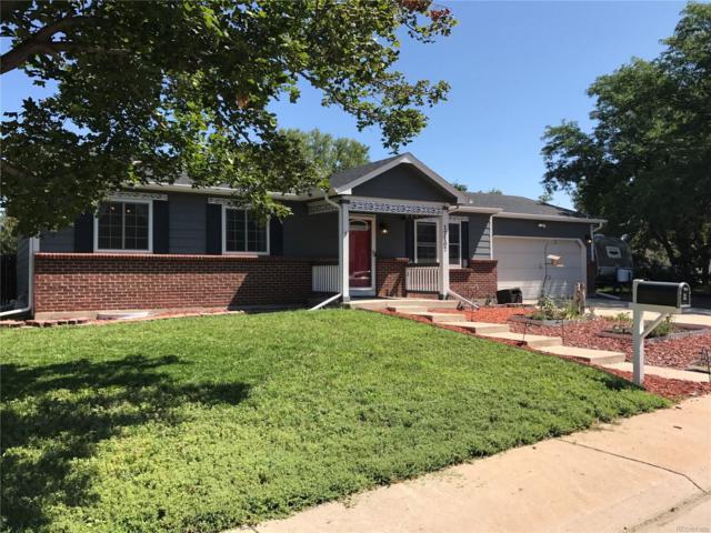 17107 E Jefferson Avenue, Aurora, CO 80013 (MLS #5880363) :: 8z Real Estate