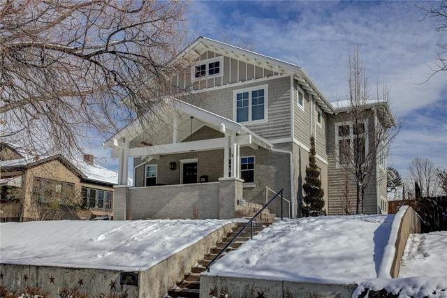 1380 S Marion Street, Denver, CO 80210 (#5880669) :: 5281 Exclusive Homes Realty