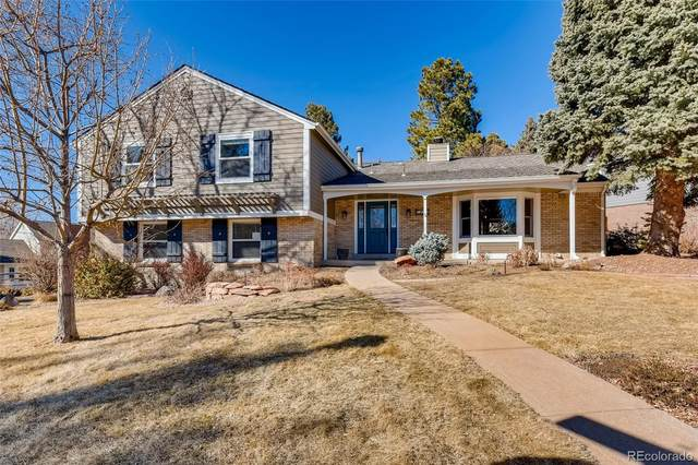 7075 S Niagara Court, Centennial, CO 80112 (#5880691) :: Realty ONE Group Five Star
