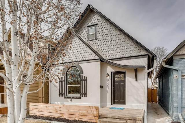 3325 W 37th Avenue, Denver, CO 80211 (#5880780) :: The Griffith Home Team