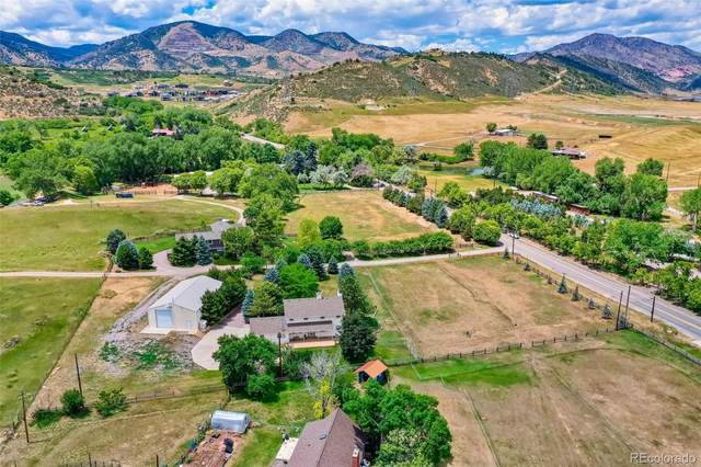 13920 W Belleview Avenue, Morrison, CO 80465 (MLS #5880854) :: 8z Real Estate
