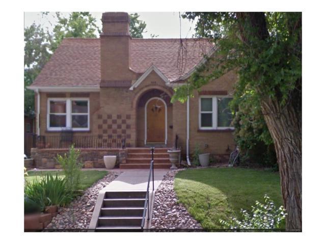 1255 Dexter Street, Denver, CO 80220 (#5880952) :: Wisdom Real Estate