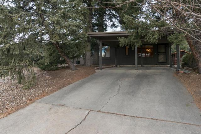 10305 W 17th Place, Lakewood, CO 80215 (#5881061) :: The Galo Garrido Group