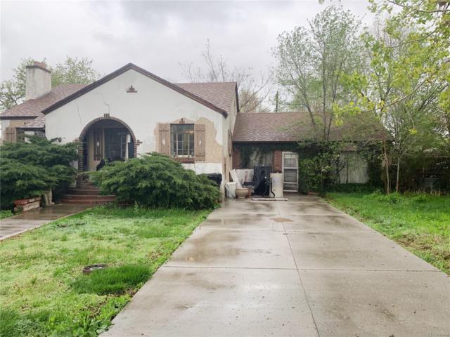 374 S Bryant Street, Denver, CO 80219 (MLS #5881324) :: 8z Real Estate