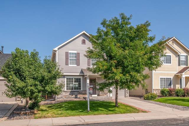 11656 Oakland Drive, Commerce City, CO 80640 (#5881622) :: The Heyl Group at Keller Williams