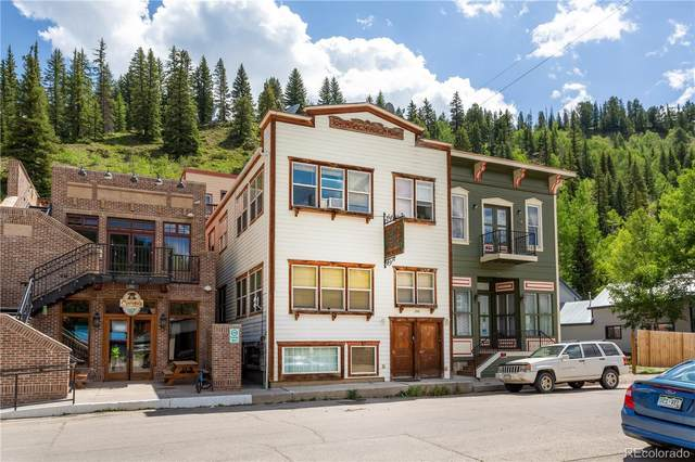 206, 497, 487 Eagle Street, Red Cliff, CO 81649 (#5881666) :: The DeGrood Team
