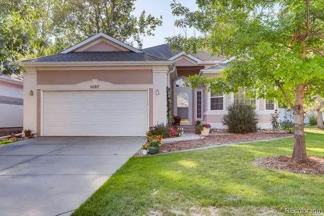 1057 Champion Circle, Longmont, CO 80503 (#5881971) :: The DeGrood Team